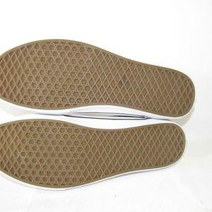 Vans 500714 Size 13 White Sneakers Mens L1A28